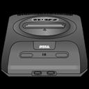 Genesis, Gray, , Sega icon