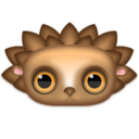 hedgehog,animal icon
