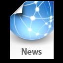 Location News icon