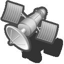 dis, satellite icon