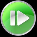 stepforward,pressed icon