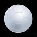 Ball, Football, Plain, Soccer icon