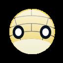 cute, go, sandshrew, pokemon, monster icon