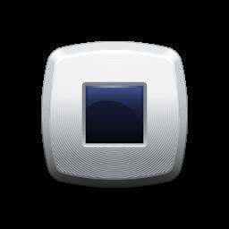 stop, button icon