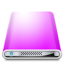 Drives Colours Violet icon