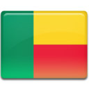 benin,flag,country icon