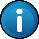 information, info, about, button icon