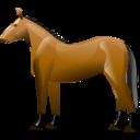horse, animal icon