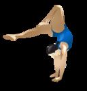gymnastics,sport icon