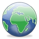 earth, browser, world, globe icon