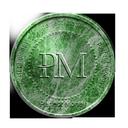 perfect, coin, perfectmoney, money, malahit icon