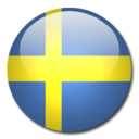 sweden,flag,country icon
