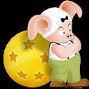 Dbz, Oolon icon