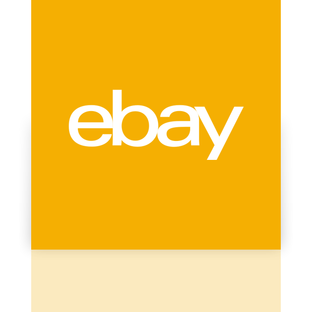 new, mirror, ebay icon