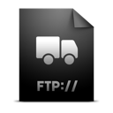 location, ftp icon
