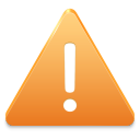 error, exclamation, wrong, alert, warning icon