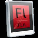 file, fla icon