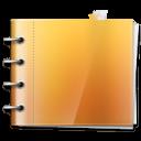 Blank catalog icon