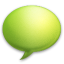 chat, comment, talk, speak icon