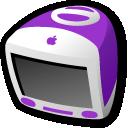 imac,grape icon