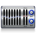 equalizer, audio icon