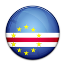 Cape, Flag, Of, Verde icon