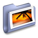 folder, pictures, images icon