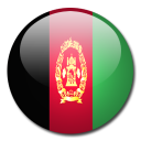 flag, afghanistan, country icon