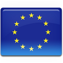 flag, european, union icon