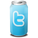 social, drink, social network, twitter, sn icon