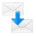email, mail, message, letter, stock, envelop, move icon