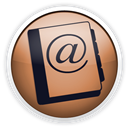 Addressbook, icon
