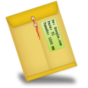 Email, Envelope, Gmail, Manilla icon
