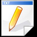 Mimetype text 2 icon