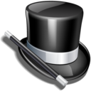 Hat, Wizard icon