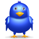 bird, birdie, dark blue, fowl, dickey, dicky, sapphirine, flier, navy blue, flyer, blue, twitter icon