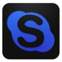 Blueberry, Skype icon