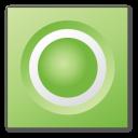 green, speaker, voice, sound icon