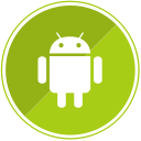 smartphone, phone, mobile, device, android icon