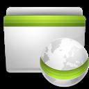 Folder, Web icon