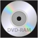 Device DVDRAM icon