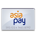 Asia, Pay icon