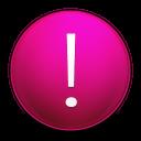 alert, error, wrong, warning, exclamation icon