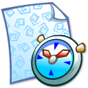 paper, file, temporary, document icon