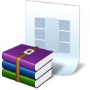 document compress icon