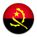 flag, angola, of icon