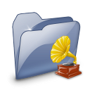 Folder Dossier Musique SZ icon