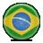 flag, brasil icon