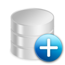 new,database,db icon