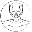 hero, avatar, marvel hero, antman icon